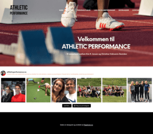 pagelook athleticperformance.no