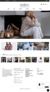 nettbutikk by pagelook